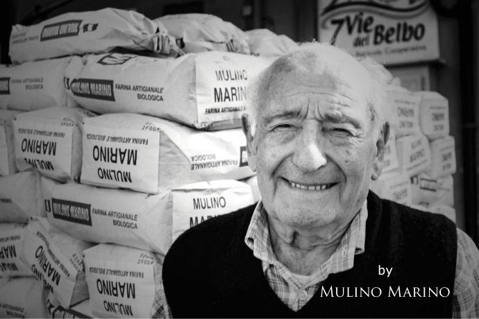 イタリアの小麦老舗メーカー ムリノ・マリノについて (About Italian old maker of flour mill Murino Marino)
