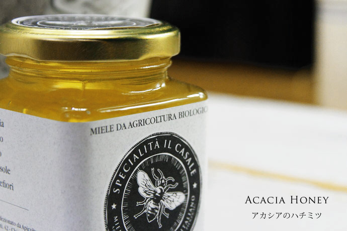 miele Acacia アカシアの蜂蜜 250g by Podere il Casale