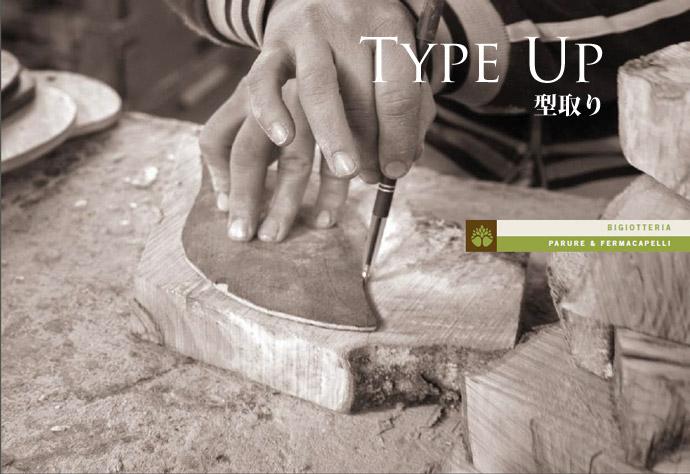 アルテレニョ イタリア 作業工程 型取り (Arte Legno Italy the Process of Type up)