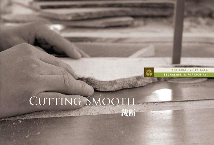 アルテレニョ イタリア 作業工程 裁断 (Arte Legno Italy the Process of Cutting smooth)