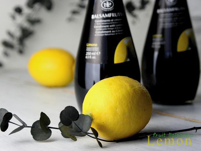 フルーツバルサミコ・レモン(Balsam Frutta Limone)