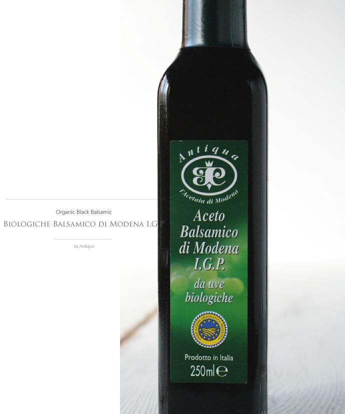 バルサミコ ディ モデナ I.G.P イタリア産 (Italian Balsamico di Modena IGP)