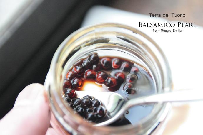 Perle di Balsamico (Balsamico Pearl) バルサミコパール
