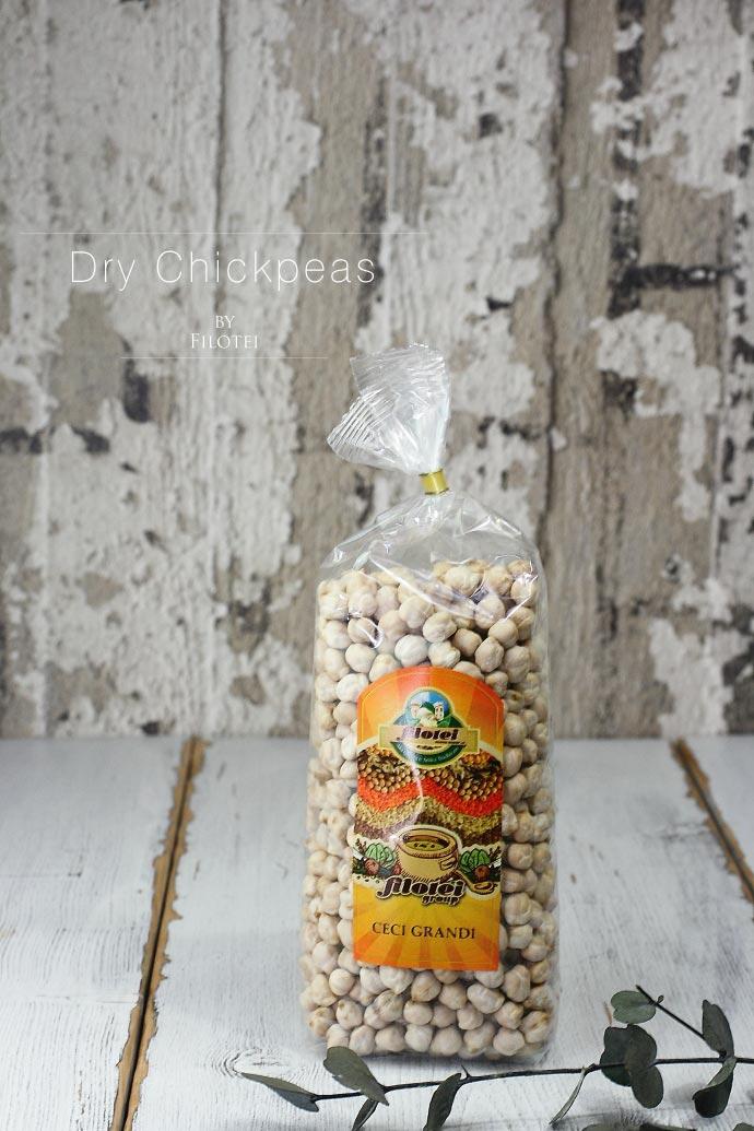 乾燥ひよこ豆 500g フィロテイ社 メキシコ産 (Mexican chickpeas by Filotei)