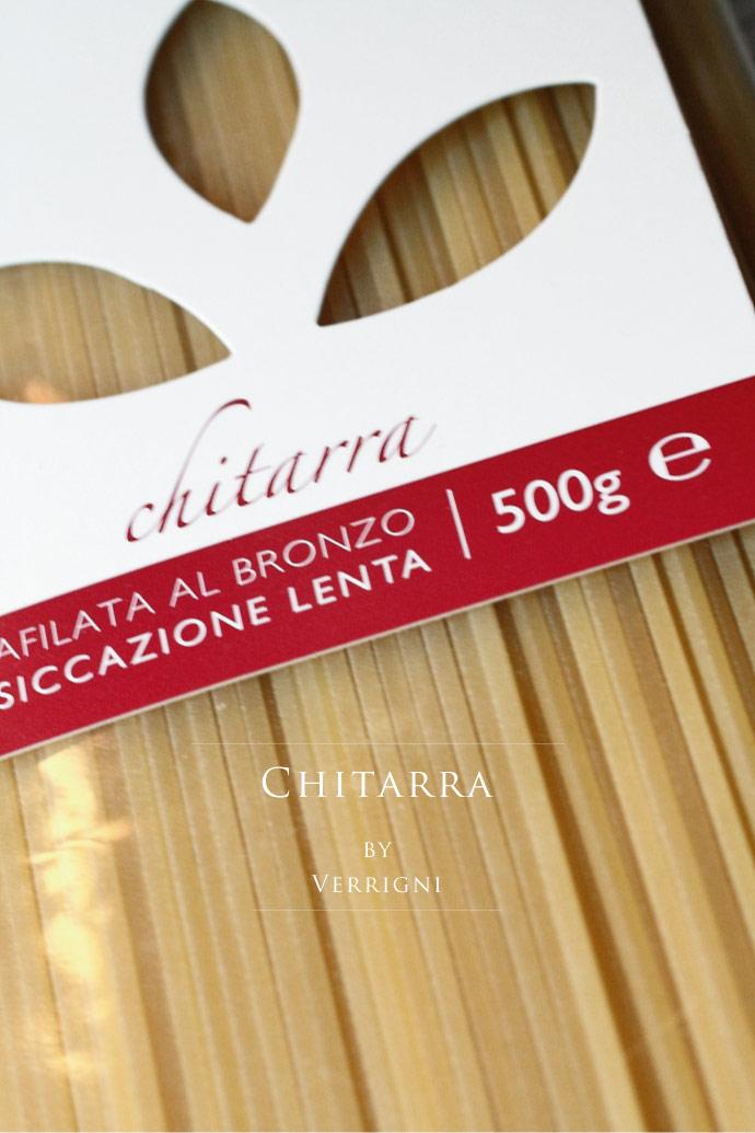 キッタラ ベリーニ (ヴェリーニ)社 イタリア産 (Italian Chitarra by Verrigni)