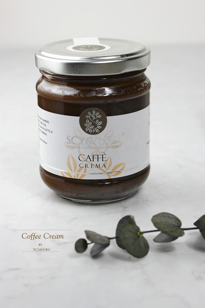 コーヒークリーム シャブル社 イタリア産 (Italian coffee cream by Scyavuru)