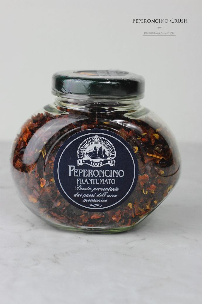 ペペロンチーノ クラッシュ イタリア産 (Italian crushed peperoncino by Drogheria & Alimentari S.p.A.)