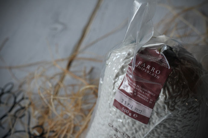 ファッロ・セミペラート 古代小麦