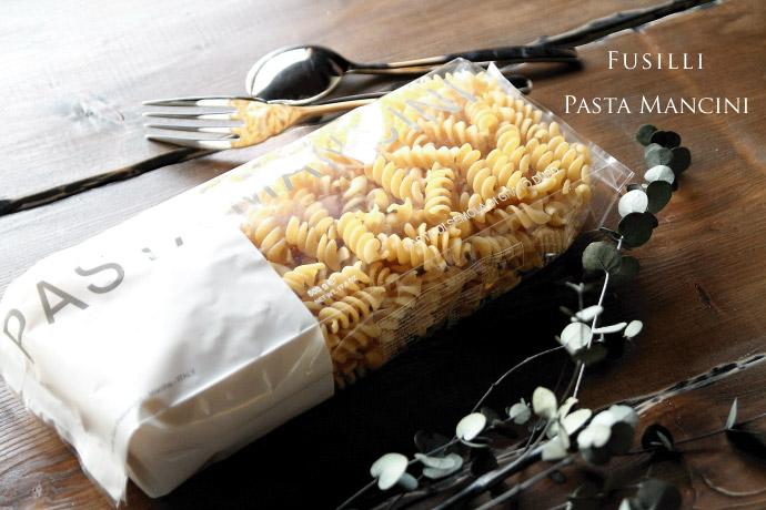 パスタ・マンチーニのフッジリ (Fusilli by Pasta Mancini)