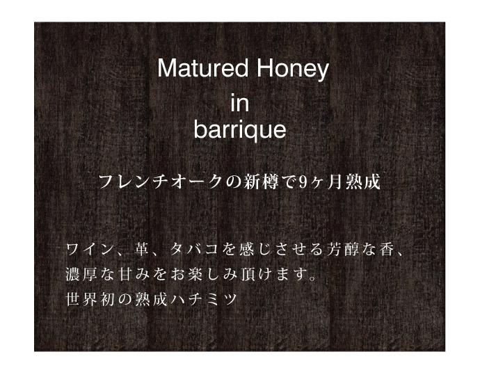 熟成ハチミツ アカシア ジョルジオ・ポエタ社 イタリア産 (Italian mutured acacia honey by Giorgio Poeta)