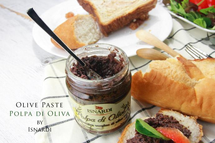 ISNARDIのオリーブペースト (Olive Paste by Isnardi)
