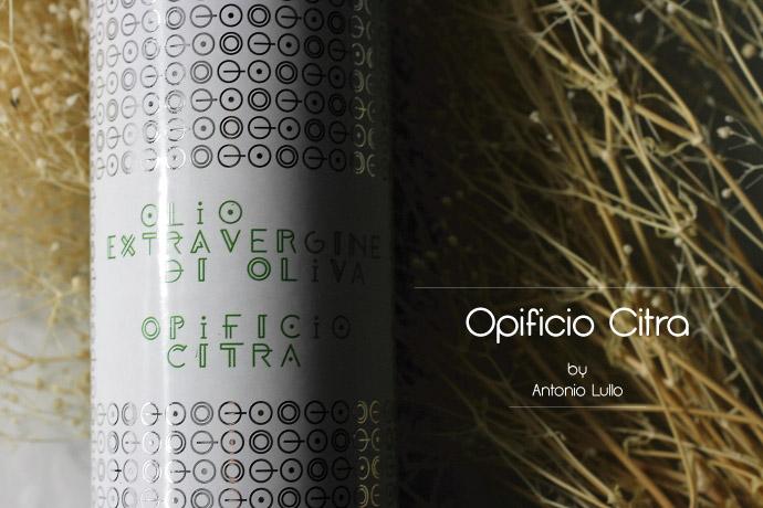 Exv.オリーブオイル チトラ  アントニオ・ルッロ社 イタリア産 (Italian Exv Olive Opificio Citra oile by Antonio Lullo)