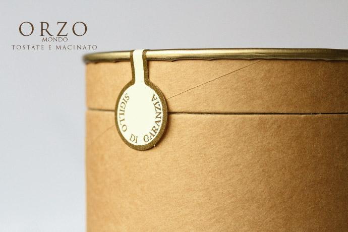 オルツォ・モンド 大麦コーヒー (Orzo Mondo by Giacomo Santoleri)