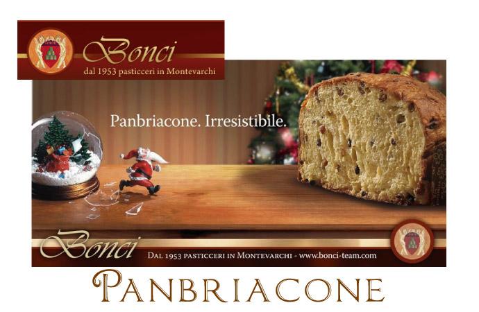 Panbriacone(パンブリアコーネ)BONCI
