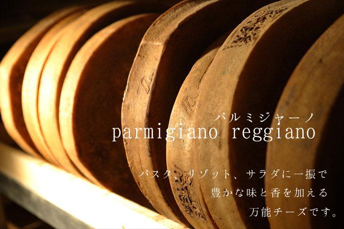 イタリア産 パルミジャーノチーズ