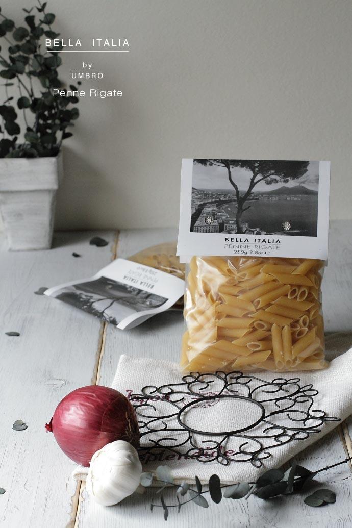 ペンネ・リガーテ Umbro社 (Penne Rigate by Umbro Italy) イタリア産