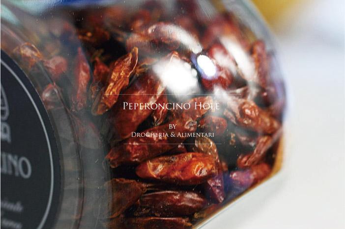 ペペロンチーノ ホール イタリア産 (Italian peperoncino hole by Drogheria & Alimentari S.p.A.)