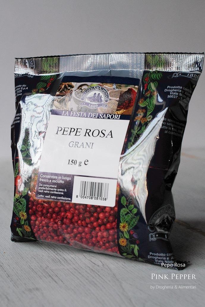 ピンクペッパー イタリア産 (Italian Pink pepper)