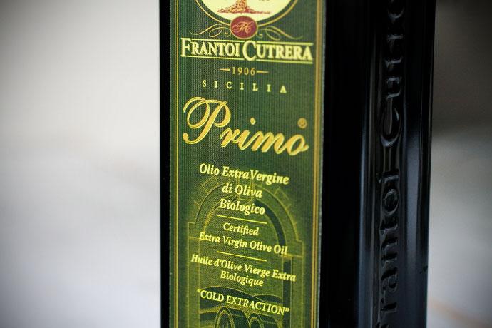 primo BIO 250ml Frantoi Cutrera プリモ・ビオ オーガニックオリーブオイル