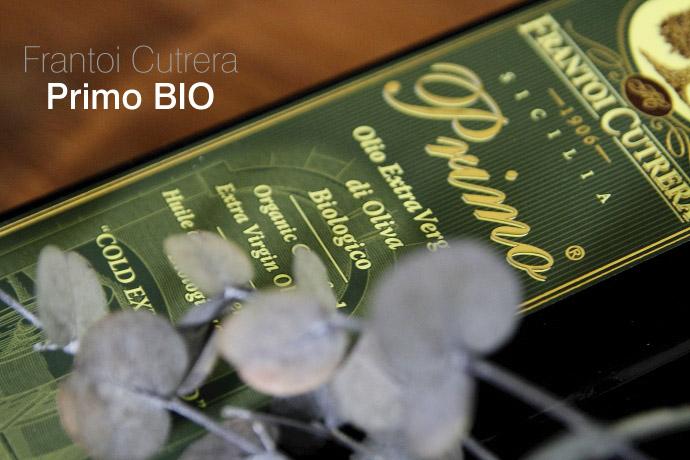 Primo BIO 500ml Frantoi Cutrera プリモ・ビオ オーガニックオリーブオイル