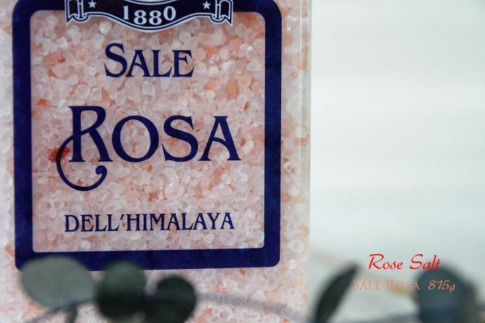 サーレローザ 岩塩 (Sale Rosa)