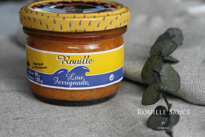 ルイユ・ソース フェリーノ社 フランス産 (French Rouille sauce by Ferrigno)