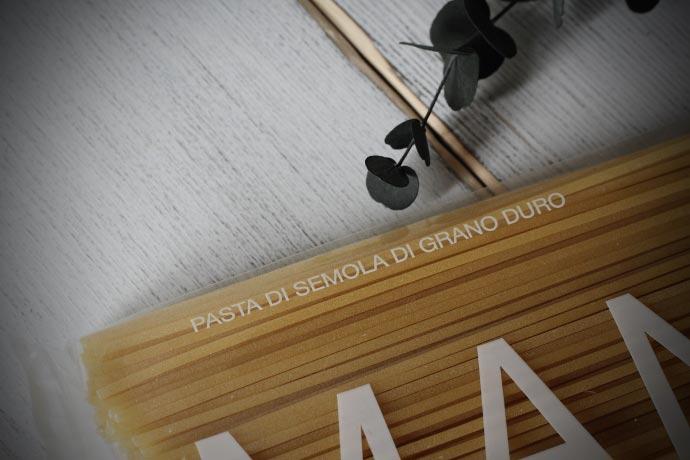 Pasta Mancini社 スパゲッティ 2.2mm 500g袋