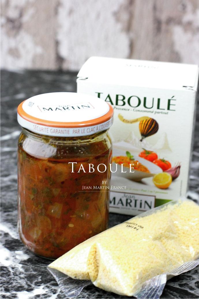 タボーレ 冷製クスクスサラダ ジャンマルタン社 フランス産 (French Taboule set by Jean Martin)